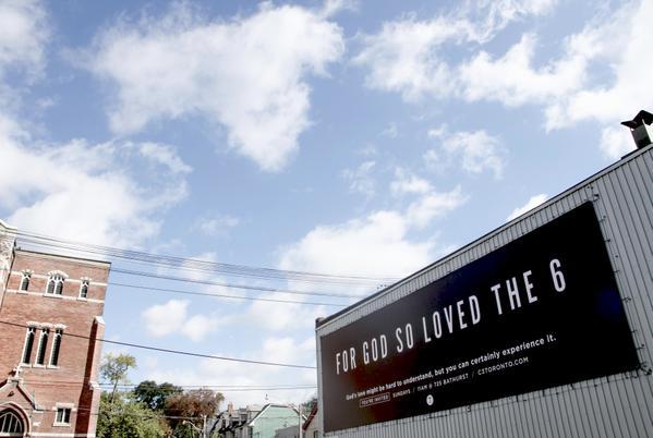 C3 Toronto Billboard