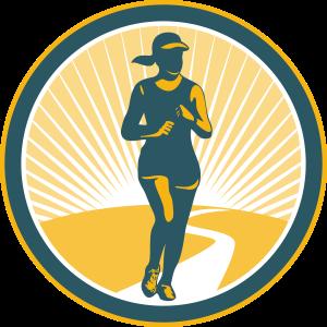 female marathon runner jan 2016