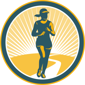 female marathon runner jan 2016